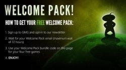 Welcompack bei Greenmangaming: für Newsletteranmeldung gratis 4 Games