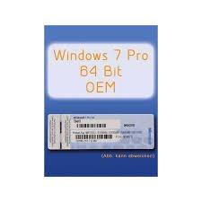 Windows 7 Professional 32/64 Bit Deutsch mit COA Lizenzaufkleber bei @rakuten für 17,90€ (idealo: 37,90€)