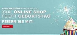 XXXL; Shop 25 € Gutschein und weiter Rabatte