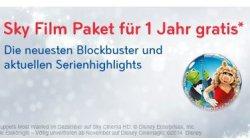 1 Jahr Film Paket gratis + HD-Leihreceiver gratis + Sky Go gratis zu jedem Sky Abo (auch 12-Monats-Abo!) @Sky