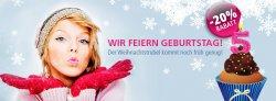 20% Gutschein für Parfümerie Pieper bis zum 21.11.2014 gültig.
