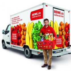20€ Rabatt beim Rewe Lieferservice mit 40€ MBW