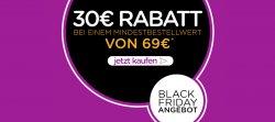 30 € Rabatt ab 69 € Bestellwert +5% Rabatt dank Gutschein @Crocs