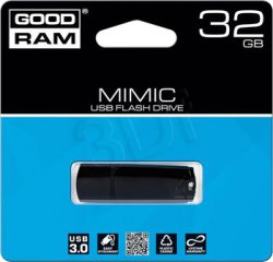 32GB Goodram Mimic Professional USB 3.0 Stick für 12,99 € inkl. Versand (20,00 € Idealo) @Meinpaket