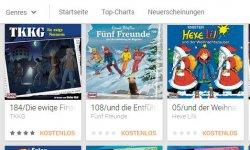 3x Hörspiele von TKKG, Fünf Freunde und Hexe Lili gratis @play.google.com