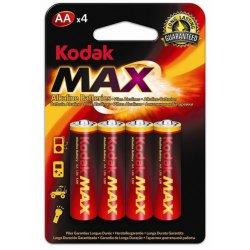 4er Pack Kodak Batterie AA Mignon für 1€ inkl. Versand [idealo 3,99€]@ebay