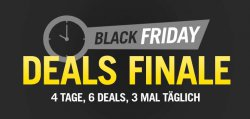 4 Tage Black Friday Deals @MandM Direct