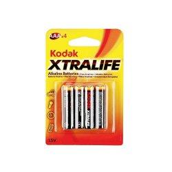 4er KODAK AAA Batterie Alkaline Micro 1.5V 2850mAh  inkl. Versand 1,00€ @ebay