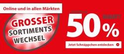 5 EURO Online Gutschein @Dehner Garten-Center & Zoo-Markt (MBW 30,-)