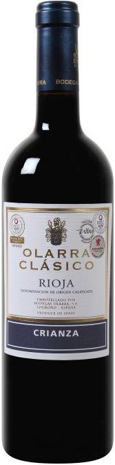 6 Flaschen Bodegas Olarra – Rioja DOCa Crianza für 26,89 € inkl. Versand @ Weinversand