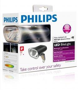 60 Lux LED Fahrradlicht Philips SafeRid (für dynamo) für 29,26€ statt 49,33€  inkl. Versand@amazon.es