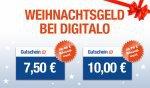7,50€ Gutschein mit MBW 49€ und 10€ mit MBW 79€ @digitalo.de