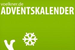Adventskalender bei Voelkner.de