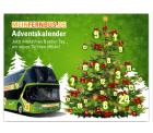 Adventskalender @ Facebook.com/Meinfernbus