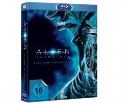 Alien Anthology Box Blu-ray für 19,99 € (30,99 € Idealo) @Saturn
