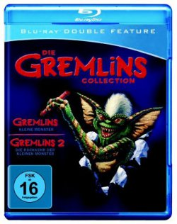 Amazon Aktion: Box-Sets und Komplettboxen (DVD & Blu-ray) z.b. Gremlins 1+2 – Die Collection [Blu-ray] für 8,97€