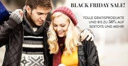 Amorelie Black Friday Sale: Gratisprodukte und bis zu 50 Prozent Rabatt auf Sextoys und mehr