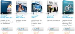 Ashampoo: 5 Vollversionen im Wert von 109,95 Dollar jetzt kostenlos