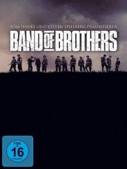 Band of Brothers – Wir waren wie Brüder: 6 DVDs für  9,97 € [ idealo 15,79 € ] @ Amazon