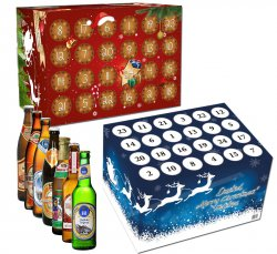 Bier Adventskalender 2014 für 29,95 € (34,95 € Idealo) @eBay