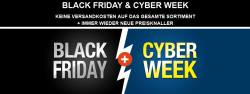Black Friday + Cyber Week @Digitalo z.B. OneForAll Fernbedienung URC 8602 Xsight für 28 € (55,04 € Idealo)