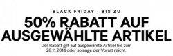 Black Friday Deals auch bei H&M, bis zu 50% auf ausgewählte Artikel