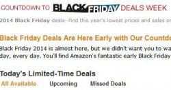 Black Friday Deals Week @Amazon.com, z.B: Ecotones Sound + Sleep Machine für 66,63€ [IDealo: 192€]