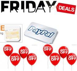 Black Friday Sale @Blitzshop24.de – Die ersten Artikel sind jetzt schon online