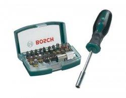 Bosch 32-tlg. Schrauberbit-Set + Handschraubendreher für 11€ inkl. Versand [idealo 16,94€] @MeinPaket