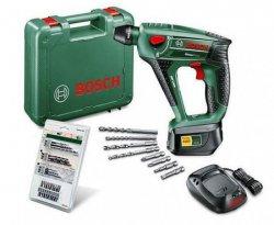BOSCH Schlagbohrhammer Bohrmaschine Uneo Maxx + 19 tlg. Uneo-Zubehör-Set für 129,99€ inkl. Versand [idealo 162,99€] @ebay