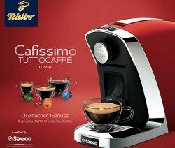 Cafissimo TUTTOCAFFÈ nur für kurze Zeit zum Einführungspreis von 99 € (123,99 € Idealo) @Tchibo