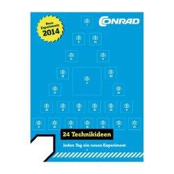 Conrad Adventskalender 2014 ab 14 Jahre @ebay.de für 9,99€ (idealo: 15,94 €)