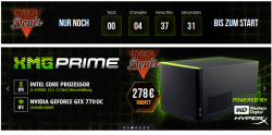 Cyber Deals ab 28.11 Gaming-Notebooks und Desktop @ Mysn.de