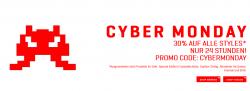 Cyber Monday bei Puma 30% auf alle Styles nur 24 Std.