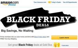 Cyber Monday Woche auch bei Amazon in England, Italien und Spanien