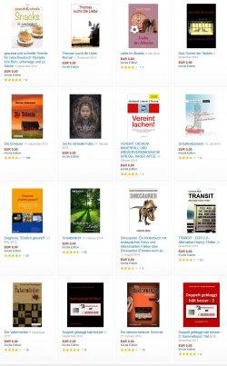 Die neuen 16 Gratis-eBooks fürs Wochenende.zB. der Ruhrpott-Krimi Ein rabenschwarzer Sommer – 4*