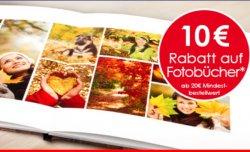 Fotoquelle: 10,-€ Gutscheincode auf Fotobücher (Mindestwert 20€)