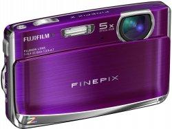 Fuji Finepix Z70 Violett  Digitalkamera mit 5-fach optischem Zoom für 49 € (89,90 € Idealo) @Redcoon