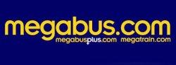 Gratis-Tickets für Januar + Februar (nur 62 Cent Bearbeitungsgebühr) @megabus.com