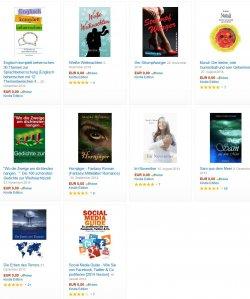 Heute 10 neue gratis-eBooks. zB Social Media Guide – Wie Sie von Facebook, Twitter & Co profitieren Ratgeber von Holger Freier