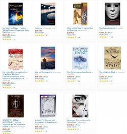 Heute wieder 11 neue gratis-eBooks. zB. Rezepte für die besten Weihnachtsplätzchen oder Die Macht der Magier  PRINT 16,99€  4,7 Sterne