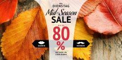 Hoodboyz: Mid-Season Sale mit bis zu 80 Prozent Rabatt z.B. Sucker Grand Sport Style Winterjacke für 19,98 Euro statt 48,90 Euro bei Idealo