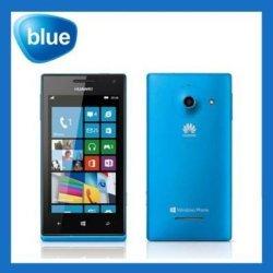 Huawei Ascend W1 Blue, 4 GB, 4 Zoll Display ohne Sinlock für 79,99€ inkl. Versand [idealo 183,84€] @ebay