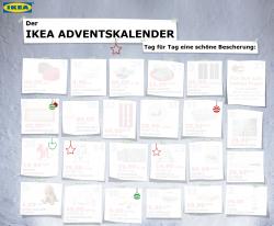 IKEA Adventskalender jeden Tag ein neuer Deal
