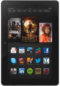 Kindle Fire HDX 7: Zertifiziert und generalüberholt mit WLAN & 16GB @Amazon für 139€ (idealo neu: 220,40€)