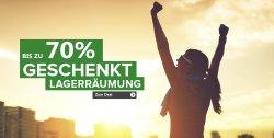 Lagerräumung bis zu 70% Rabatt + 10 fach Payback Punkte + 15% Gutschein @ VAOLA