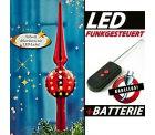 LED Tannenbaumspitze mit Fernbedienung für 3,00€ statt 9,95€ inkl. Versand @eBay