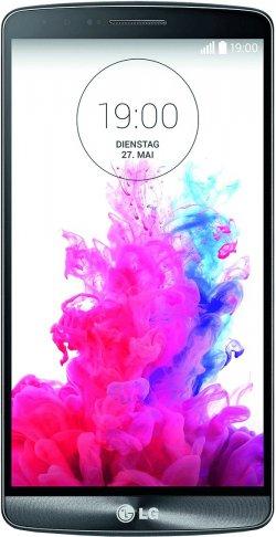 LG G3 D855 16GB WLAN, GPS, LTE, 4G, usw. @ebay für 349€ (idealo: 376,65 €)