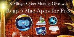Mac App-Bundle: 5 Anwendungen im Wert von 108 € kostenlos @ X-Mirage