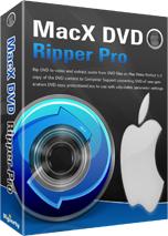 MacX DVD Ripper Pro nun dauerhaft kostenlos (statt 60Dollar/ 45€ )